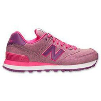 CREYON women s new balance 574 glitch casual shoes