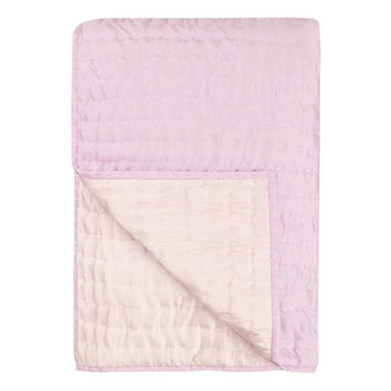 Designers Guild Chenevard Peony & Soft Pink Quilt & Shams