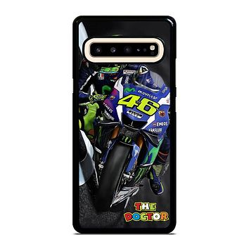 MOTO GP ROSSI THE DOCTOR STYLE Samsung Galaxy S10 5G Case