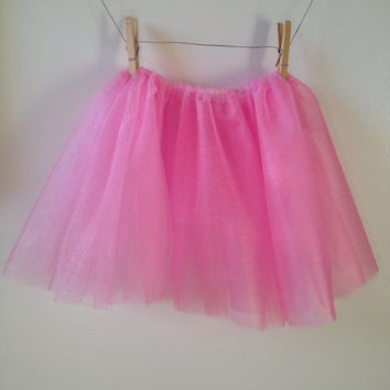 Super cute colorful fairy princess tu tu made to order in colorful tulle fabric