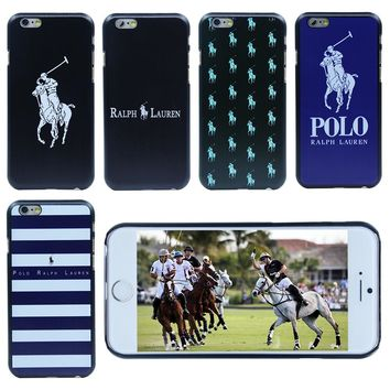 POLO Ralph Lauren lookalike Logo Sports Activities Games Protection Cover Case for iph