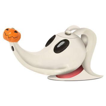 Disney Vandor Nightmare Before Christmas Zero Head Ceramic Teapot New with Box