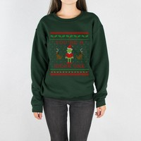 You're a Mean One Mr. Grinch Crewneck Sweatshirt