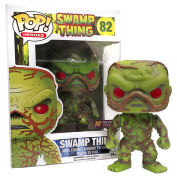 POP DC Heroes Swamp Thing PX