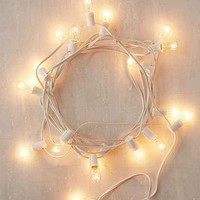 Mini Vintage Bulb String Lights