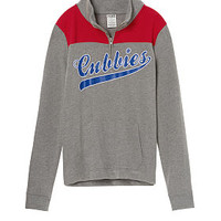 Chicago Cubs Perfect Quarter-Zip - PINK - Victoria's Secret