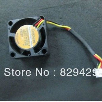 20mm x 20mm Turbine Brushless Cooling Blower Fan mini fan 0.1 mA - 0. 5v b14