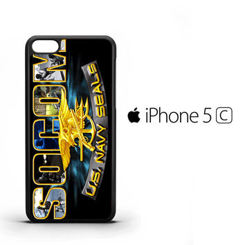 navy seals logo Y1927 iPhone 5C Case