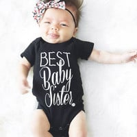 Best Baby Sister | Onesuits + Tees
