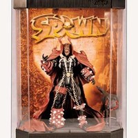BURNT SPAWN COLLECTOR'S EDITION IN ACRYLIC CASE ACTION FIGURE