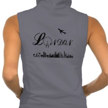 London Eye City Theme Design Shirts
