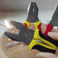 Pliers Tool Lighter novelty, cigarette lighter funny.lighters are no gas, no fuel!