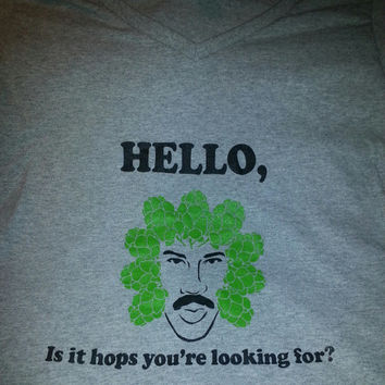 Hello is it hops you're  looking for beer tshirt