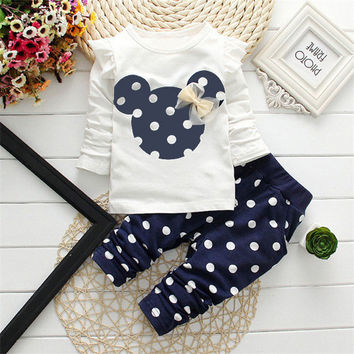 Minnie Mouse Clothing Set