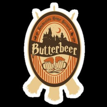Rosmerta's Home Brewed Butterbeer by jcthomason