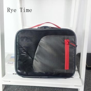 new branded thermal picnic cooler bag lunch box insulated cool handbag ice pack thermo food fruit fresh cold warm storage bags