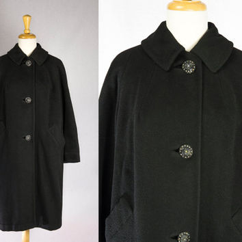 Best Vintage Cashmere Coat Products on Wanelo