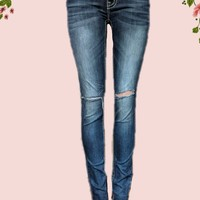 Miss Me jeans- beautiful!! size 5