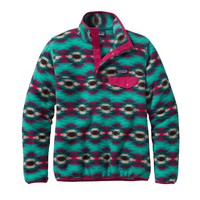 Patagonia Women's Lightweight Synchilla® Snap-T® Pullover