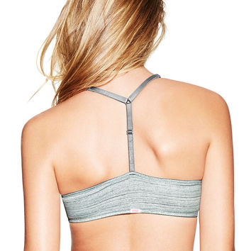 Wear Everywhere Lightly Lined T-Back Bra - PINK - Victoria's Secret