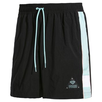 Puma x Diamond Supply - Shorts - Black