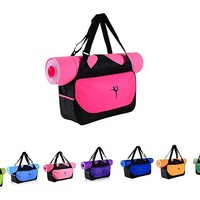 20 L Multi functional Yoga Mat Bag