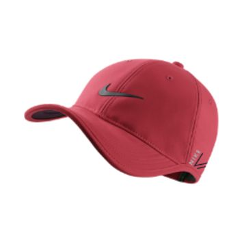 Nike Ultralight Tour Adjustable Golf Hat (Red)