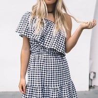 Did You See Gingham Dress