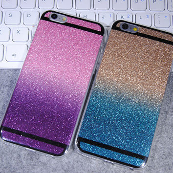 Gradient Twinkle iPhone 5s 5 6s Plus Case Cover Gift 262