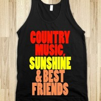 C - Country Music, Summer