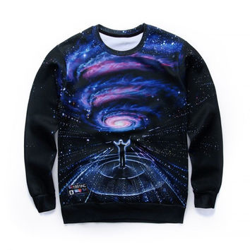 Fashion Sweater Space