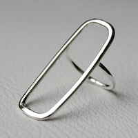 Square Ring, Rectangle Ring, Long Rings