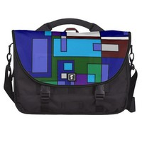 Grid Casual Commuter Bags