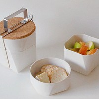 Tiffin Lunch Kit — Bags -- Better Living Through Design