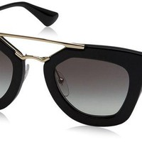 DCCKUG3 Prada Women's SPR09Q Cinema Sunglasses
