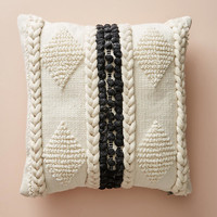Braided Bauble Pillow