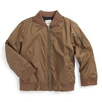 Boy's Peek 'Harrison' Bomber Jacket,