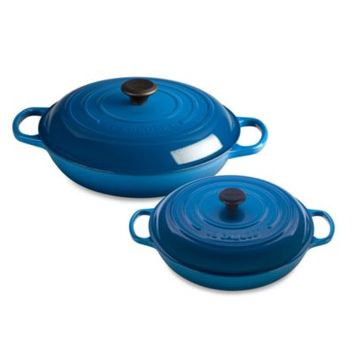 Le Creuset® Enameled Cast Iron Braiser in Marseilles