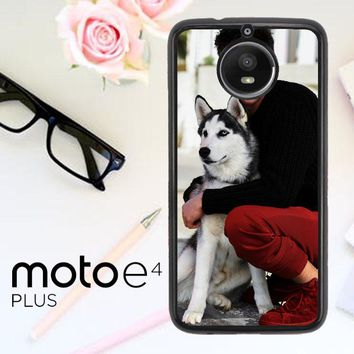 Cameron Dallas Style Y1430 Motorola Moto E4 Plus Case