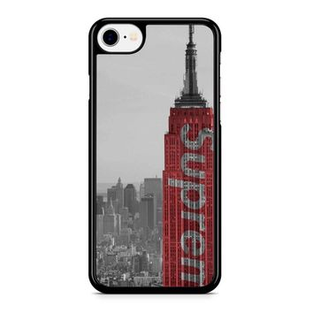 Supreme Empire State Building iPhone 8 Case