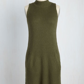 Just Keeps Getting Sweater Dress | Mod Retro Vintage Dresses | ModCloth.com