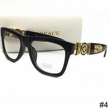 Versace New Men And Women With The Same Tide Brand Stylish Polarized Sunglasses F-WMYJ-YF #4