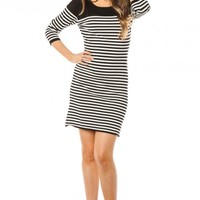 INGRAM SWEATER DRESS