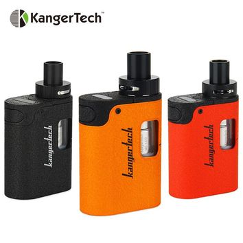 Original Kangertech TOGO Mini 2.0 Kit 1600mah All In One ecigs Kit with CLOCC Coil Head 1.9ml Kanger TOGO Mini 2.0 Vaping kit