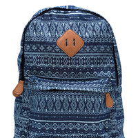 Denim Daze Tribe Vibe Backpack