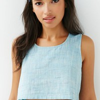 Mary Meyer Cropped Tank
