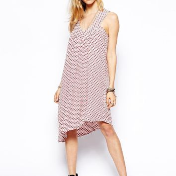 Flynn Skye Country Cocktail Dress in Check