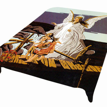Angel 801 LPB Queen Blanket - Free Shipping in the Continental US!