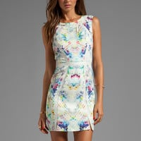 Finders Keepers Mad House Dress in Flower Bomb White/White from REVOLVEclothing.com