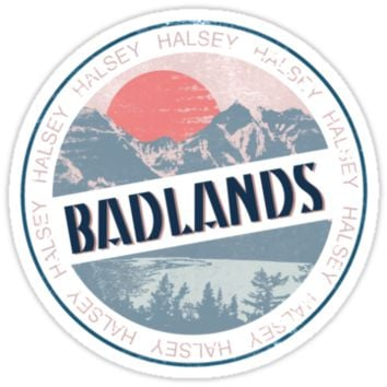 Halsey Badlands by room17
